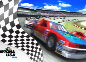DAYTONA USA – Sega Saturn (1995)