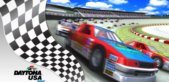 DAYTONA USA – Sega Saturn (1995)