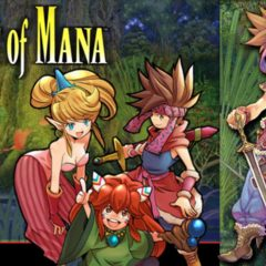 SECRET OF MANA – Super Nintendo (1993)