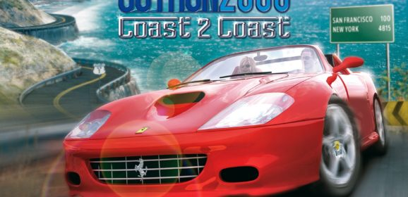 OUT RUN 2006: COAST TO COAST – XBox (2006)