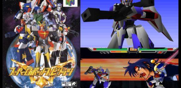 SUPER ROBOT SPIRIT – NINTENDO 64 (1998)